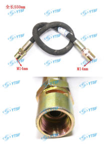 High Quality Beiben Truck Parts Clutch Oil Pipe pictures & photos