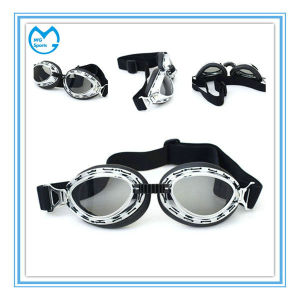 Customized Tinted Dirt Bike Harley Protective Goggles for Adult pictures & photos