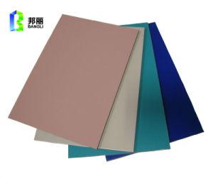 Aluminum Cladding Facade Panel ACP Acm Aluminium Plastic Composite pictures & photos