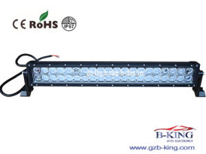 4D 120W Dual Row Offroad LED Light Bar pictures & photos