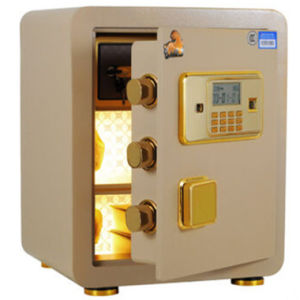 Steel Electronic Home Safe with LED Screen pictures & photos