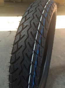High Quality Motorcycle Tires and Tube of 110/90-17 pictures & photos