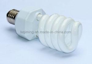 12W Half Spiral Energy Saving Lamp pictures & photos