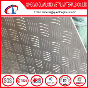 430 No1 Stainless Checkered Steel Plate pictures & photos