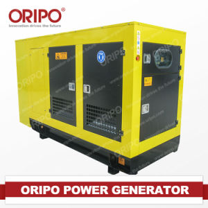 Super Silent Genset Low Fuel Consumption Equipment Supply pictures & photos