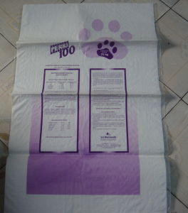 OPP Plastic Bags 25kg pictures & photos