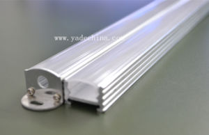 Aluminum Profiles for LED Hard Strip Lighting pictures & photos