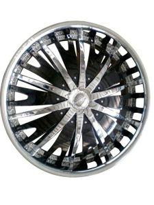 Chrome V Shape Alloy Wheel (UFO-1138) pictures & photos