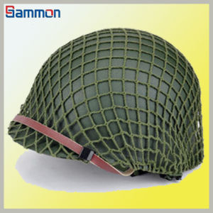 All Steel Field Helmet with Mesh (SP009)