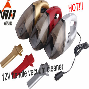 Portable Wet and Dry Car Vacuum Cleaner (WIN-601) pictures & photos