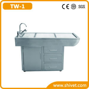 Veterinary Dental Toothwash Table (TW-1) pictures & photos
