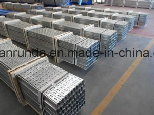 Galvanized Slotted Steel Strut C Channel pictures & photos