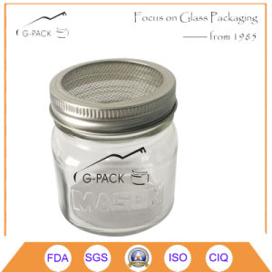 Mason Sprout Jar with Strainer Lid pictures & photos