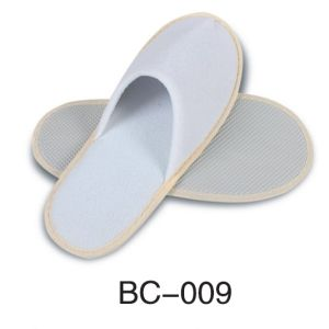 Nice Quality Hot Hotel Slipper with 100% Cotton