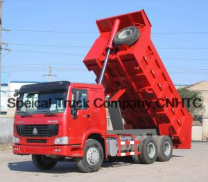 25t Sinotruk 6X4 HOWO Dump Truck (ZZ3257M3847B) pictures & photos