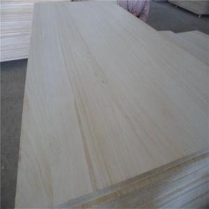 12. Fsc Solid Wood Panels Paulownia Board, Decorative Wood Board