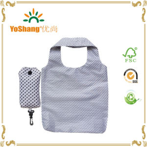 Vest Polyester Foldable Bag pictures & photos