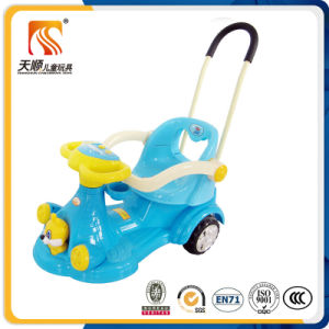 2016 New Model New PP Swing Car SGS Approved with Plastic Wheels pictures & photos