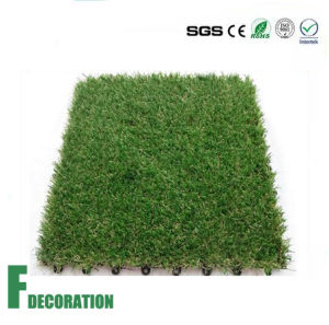 Outdoor Interlocking Artificial Grass
