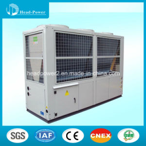 HVAC Industrial Portable Air Coolers Scroll Air Cooled Water Chiller pictures & photos