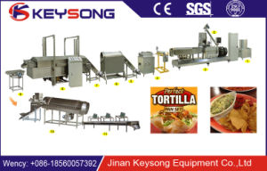 High Capacity Tortilla Doritos Bugles Chips Machine pictures & photos