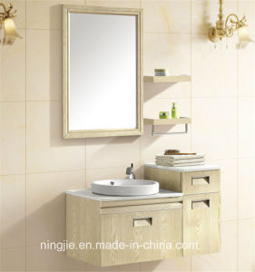 Aluminum Bathroom Cabinet Space Magnesium Aluminum Shower Cabinet (T-9753) pictures & photos