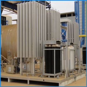 2014 High Pressure Oxygen Gas Filling Station Skid (SEFIC-400-250) pictures & photos