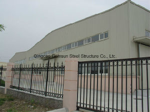 SGS Approved Excellent Steel Structure in Cost Effective SL-0089 pictures & photos