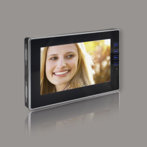7′′ Indoor Monitor with LCD Screen pictures & photos