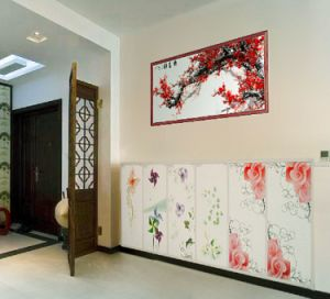 Electric Heat Painting with Thermostat pictures & photos