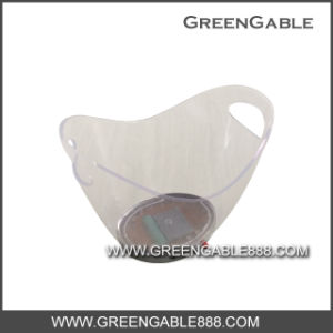 Plastic LED Ice Bucket (IBP-012) pictures & photos