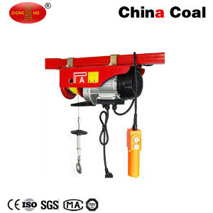 China Suppiy 0.5t-20t Wire Rope Electric Hoist pictures & photos