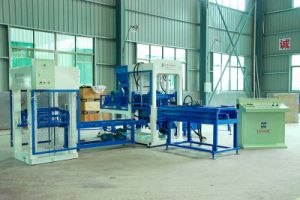 Small Automatic Concrete Block Making Machine (XH03-20)