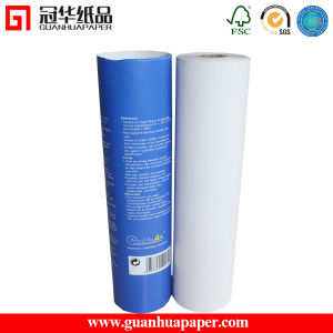 SGS 210mm Width Fax Paper Roll pictures & photos