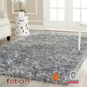 Milan Shag Handmade White Polyester Area Rug pictures & photos