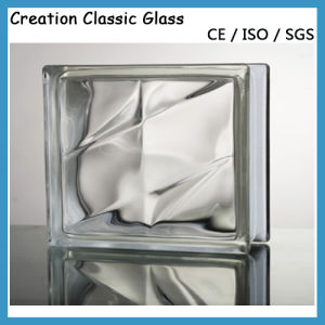 Clear / Colored Glass Block Wall in Bathroom pictures & photos
