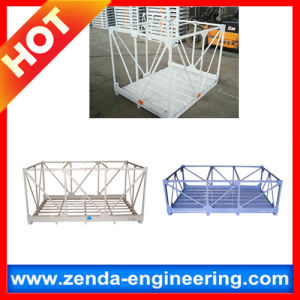 Metal Foldable Stillage / Steel Pallet / Cage Pallet pictures & photos