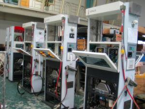 Intelligent CNG Dispenser for Vehicle
