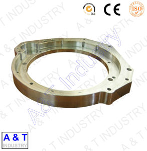 CNC Customized Stainless Steel Lathed Parts for Washing Machine Parts pictures & photos