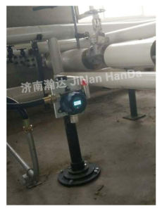 Carbon Dioxide (CO2) Wall-Mounted Toxic Gas Detector pictures & photos