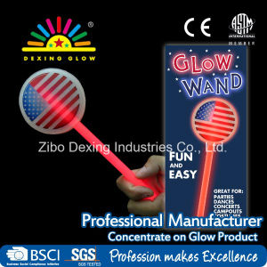 Glow National Flag Wand for USA National′s Day pictures & photos