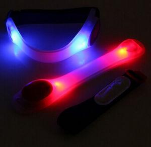High Quality Sillicon LED Armband