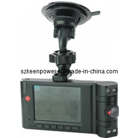 2.7 Inch TFT Display HD 720P 5.0MP Dual Camera Car DVR pictures & photos