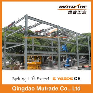 Psh Lifting and Sliding Parking Lift System pictures & photos