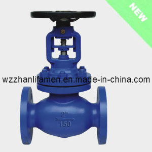 Manual Operated Bellows Sealed Globe Valve Wj41h (API, DIN, GB)