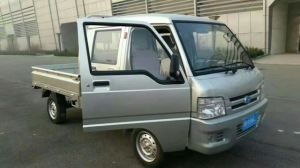 1 Ton Load Capacity Four Seats Hybrid Mini-Truck