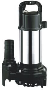 CE Approved Cast Iron Stainless Steel Sewage Submersuble Pump (WQ40-11-2.2) pictures & photos