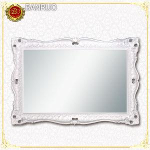 Banruo White European Styel Interior Home Mirror Frame pictures & photos