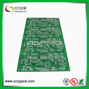 Routine Double-Side Fr-4, 1.6mm, HASL PCB Board with Low Price pictures & photos
