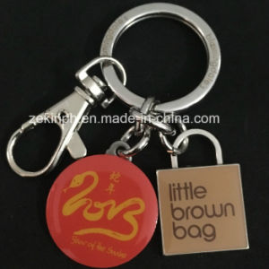 Customized Factory Price Snake Keychain pictures & photos